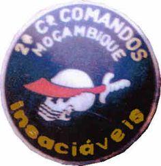2ª Companhia de Comandos Moçambique