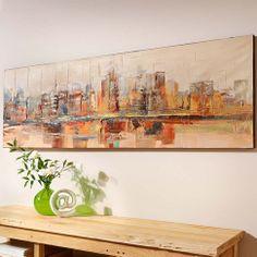 "Gemälde "" Skyline"" bei Gingar.de"