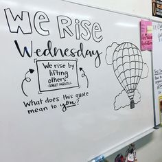 "We Rise Wednesday... ""We rise by lifting others."" (Robert Ingersoll) What does this quote mean to you?"