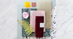 Du marbre au Terrazzo, la tendance qui dure – IDDIY – Interior Design et DIY