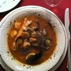 Yummy seafood cioppino thanks to Jenese!