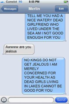 Texts from Arthur. Tumblr