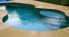 Fiberglass inground swimming pools prices -  #Pools Check more at http://wwideco.xyz/fiberglass-inground-swimming-pools-prices/