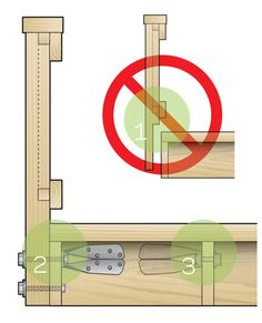 No More Notching Carpenters used to routinely notch out the base of deck posts to slip them over the band joist. Deck Stairs, Deck Railings, Cable Railing, Deck Building Plans, Laying Decking, Deck Posts, Balustrades, Deck Construction, Back Deck