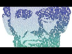 Photoshop CS6 tutorial showing how to transform a photo of someone into a portrait made of fully, editable text. Lincoln file: http://db.tt...