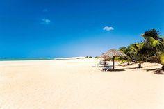 Kap Verde, Boavista: Katsokaa tätä hiekkarantaa, eikö olekin upea? www.finnmatkat.fi