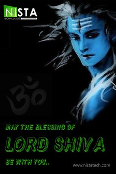 May Lord Shiva bless you and your family with happiness, peace, eternal love,power and strength. Happy #MahaShivaratri  ॐ नमः शिवाय  