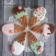 * Ice Cream Cones *