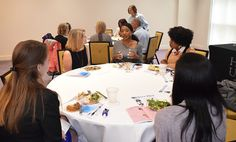 HIGH POINT, N.C., DATE, 2016 – The Women and Gender Equity Leadership Project, known as WAGE, held a networking conference and luncheon today as part of alumni weekend. It attracted prominent speakers, including Patty Congdon and Tina Wilson of IBM, Rebecca Sykes, president of the Oprah Winfrey Leadership Academy Foundation, and Shannon Vickory, director and producer of UNC-TV.    WAGE is an interdisciplinary initiative that engages HPU students, both men and women, in leadership training…