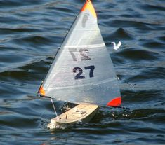 Footy sailboat plans