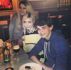 Robbie & his sisters :)