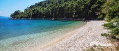 Beach Kozja - Bogomolje - Island Hvar - Dalmatia - Split - Croatia