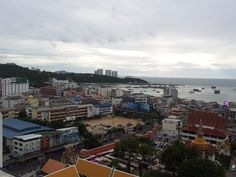 Thailand Pattaya city