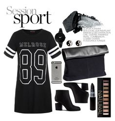 """""""Untitled #12"""" by lauralionels ❤ liked on Polyvore featuring Ally Fashion, Alexander Wang, H&M, Movado, Monsoon, Forever 21 and Gorgeous Cosmetics"""