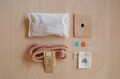 SALE: 20% OFF Small Rope Leash, Ribbon. $31.00, via Etsy.