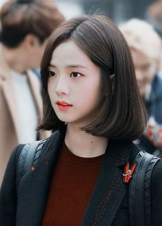Sorry I missplace it.This picture was supposed to be at the blackpink pins but I accidently save it at IU. Sorry for my BAD english Blackpink Jisoo, Korean Short Hair, Korean Girl, Asian Girl, Kpop Girl Groups, Kpop Girls, Fake Instagram, Medium Hair Styles, Short Hair Styles