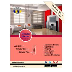 Well  Wonder Homes does it all for you! We provide all of our  esteemed customers with 1.0 HOME SOLUTION ARCHITECTURE, INTERIOR, CONNECTING AGENCIES, EXCLUSIVE HOME DECORE ITEM SHOPPING,and handle everything for you till you step into your DREAM HOME.