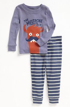 Tucker   Tate Two Piece Fitted Pajamas (Baby Boys) available at #Nordstrom