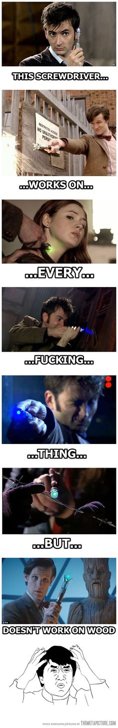 Doctor Who Logic