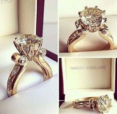 Bague mariage we heart it