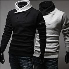 Men's Casual Fashion Sports Jacket - GBP £ 17.51