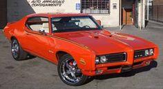 1969 Pontiac GTO JUDGE ( 400 hp, 4 Speed )