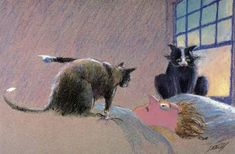 Только кошки знают, как получить пищу без труда, жилище без замка и любовь без треволнений. У. Л. Джордж Если в вашей семье живут кот или кошка, то вы точно знаете, кто в доме хозяин:) Как эти пушистые создания умеют манипулировать людьми, рассказывать тоже не надо. В древности кошек почитали как божества, и они не забыли об этом. Любить кошку, любой кошковладелец подтвердит, можно только на ее собственных условиях.