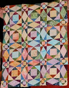 Utah Valley Quilt Guild: January Show and Tell