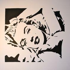 Marilyn en la cama
