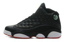 Original Air Jordan 13 Retro Playoffs Black Varsity Red-White-Vibrant Yellow_01