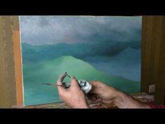 Волна.Часть 1. Учимся у Айвазовского. - YouTube Abstract Painting Techniques, Painting Videos, Painting & Drawing, Sea State, Teaching Drawing, Smart Art, Water Art, Ocean Art, Bird Art