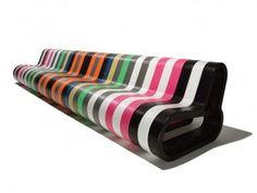 Sofá Q-Couch modular de Movisi