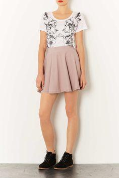 #Topshop                  #Skirt                    #Pink #Denim #Look #Skater #Skirt #Skirts #Clothing #Topshop                  Pink Denim Look Skater Skirt - Skirts - Clothing - Topshop USA                                          http://www.seapai.com/product.aspx?PID=365883