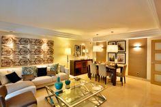 Luxury Penthouse For Sale on the Golden Mile, Marbella | Click picture for more details