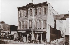 The massive, three-story Tabor Opera House has solid brick walls that are 16 inches thick—a testimonial to how the theatre has weathered the test of time. – Courtesy State Historical Society of Colorado – Solid Brick, Child Actors, Dance Hall, Historical Society, Historian, Touring, Opera House, Past, Drama