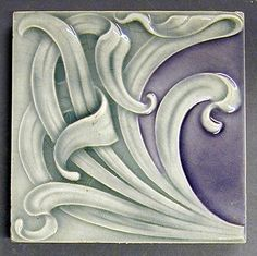 A beautiful Craven Dunnill and Co. tile