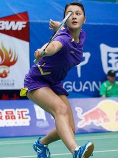 Vẻ đẹp lai đầy trong sáng của nữ VĐV cầu lông Gronya Somerville 3 Badminton, Australia, Running, Sports, Hs Sports, Keep Running, Why I Run, Sport
