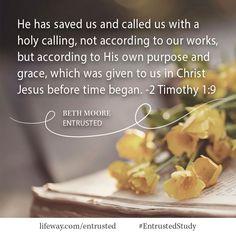 Grace through faith, Wonderful Jesus