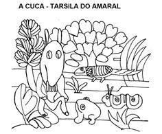 16 Melhores Imagens De Tarsila Tarsila Tarsila Do Amaral Obras
