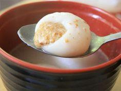 Glutinous Rice Balls (Tang Yuan)
