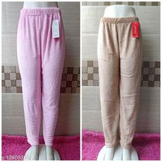 Pyjamas and Lounge Pants  Trendy Women Fancy Lower Fabric: Velvet Pattern: Solid Multipack: 2 Sizes:  32 (Waist Size: 32 in Length Size: 39 in Hip Size: 34 in)  34 (Waist Size: 34 in Length Size: 39 in Hip Size: 36in)  36 (Waist Size: 36 in Length Size: 39 in Hip Size: 38 in)  38 (Waist Size: 38 in Length Size: 39 in Hip Size: 40 in)  40 (Waist Size: 40 in Length Size: 39 in Hip Size: 42 in) Country of Origin: India Sizes Available: 28, 30, 32, 34, 36, 38, 40, 42   Catalog Rating: ★4 (849)  Catalog Name: Ravishing Fashionista Women Palazzos CatalogID_1625983 C76-SC1054 Code: 874-12805300-6321