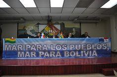 """Vicerrectoria de Asuntos Estudiantiles (VAE): """"Mar para los pueblos, mar para Bolivia"""""""