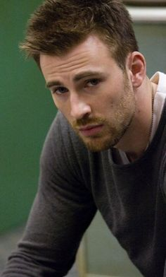 Chris Evans - Captain America