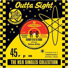R&B SINGLES COLLECTION VOL 3 Various Artists CD (OUTTA SIGHT) NORTHERN SOUL 5013993967255 on eBid United Kingdom