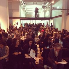 So many people! #visualsmw