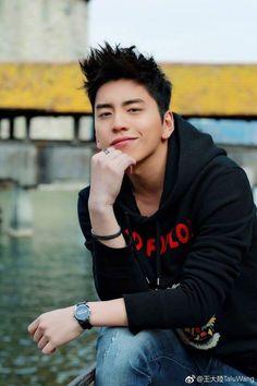 First Kiss, First Love, Darren Wang, Asian Love, Asian Hotties, Chinese Boy, Chinese Actress, My Crush, Good Looking Men