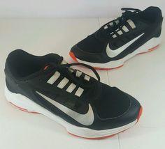 NIKE Lunar Edge Women's Athletic Running Training Shoes Sneaker Size 8 Black  #Nike #RunningCrossTraining