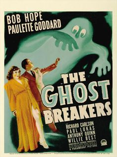 The Ghost Breakers 11x17 Movie Poster (1940)