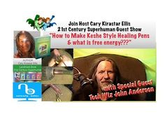 """What Is Free Energy & Making Keshe Style """"Healing Pens"""" - YouTube"""