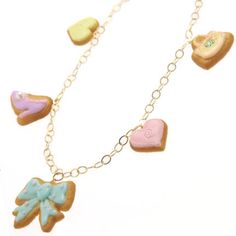 Sugar Cookie Party Necklace
